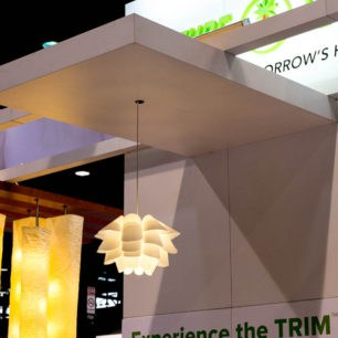 lighting for trade show displays