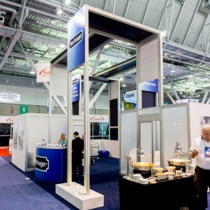 industrial trade show booth ideas industrial design - Booth Design Ideas