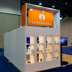 orange Trade Show Booth Ideas | orange Design