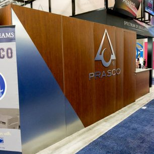 banner stand Trade Show Booth Ideas | banner stand Design