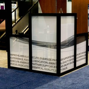 Trade Show Booth Walls : Glass trade show booth ideas glass design