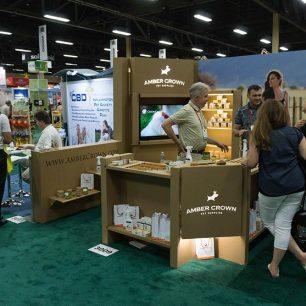 Cardboard Trade Show Booth Ideas Cardboard Design