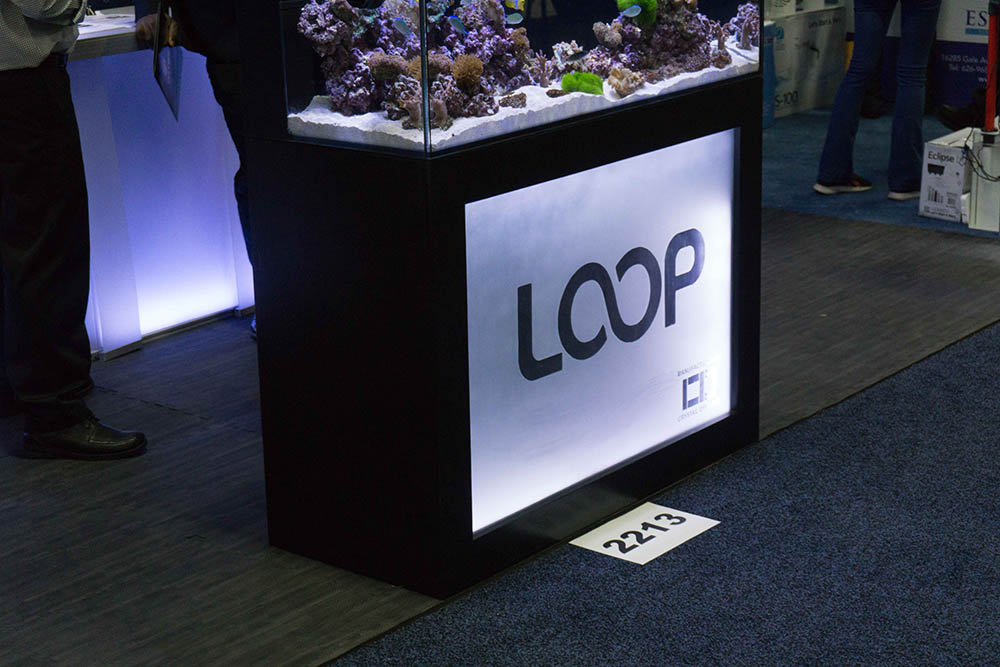 Trade Show Booth Loop : Turn key trade show booth design interlink plus
