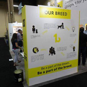 yellow Trade Show Booth Ideas | yellow Design
