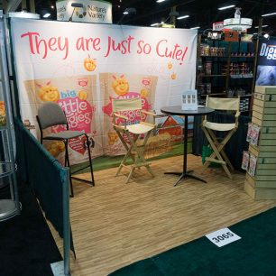 Trade Show Booth Design Ideas