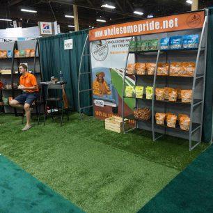 Grass Floor Trade Show Booth Ideas Grass Floor Design