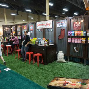 grass-floor Trade Show Booth Ideas | grass-floor Design