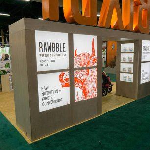 modern Trade Show Booth Ideas | modern Design