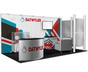 Booth Display Rental