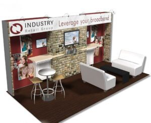 trade show booths 10x20