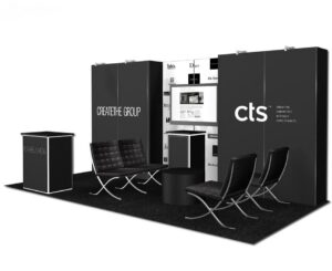 10×20 Trade Show Booths