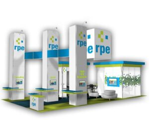 20×30 Trade Show Booth