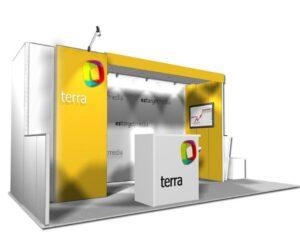 10×20 Trade Show Booth Design