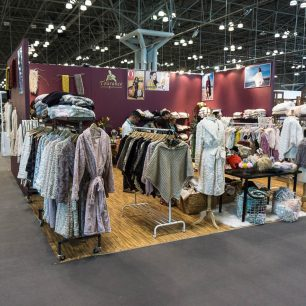Wood Floor Trade Show Booth Ideas