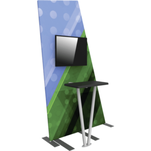 kiosk for trade show
