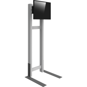 trade show monitor stand