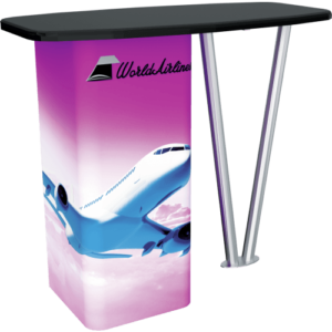 Trade Show Counter Stand