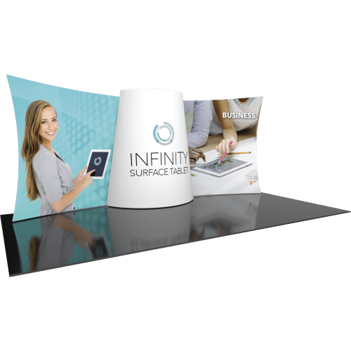 Portable Displays and Pop Ups