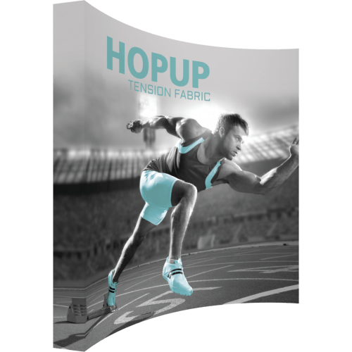Hop Up Portable Display