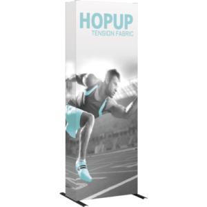 Hop Up 5ft tall banner