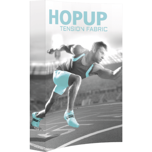 Hop Up Trade Show Display