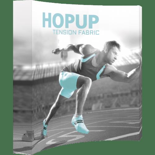 Portable Hop Up Displays