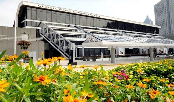 georgia world congress center trade show